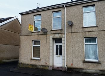 Thumbnail 3 bed end terrace house to rent in Dolau Road, Llanelli