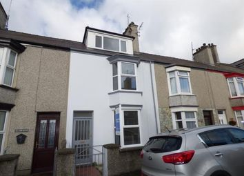 Thumbnail 2 bed terraced house for sale in Porthdafarch Road, Holyhead, Anglesey