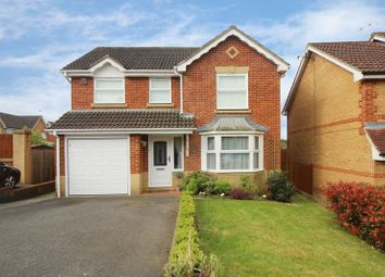 Thumbnail 4 bed detached house for sale in Milborne Road, Maidenbower, Crawley