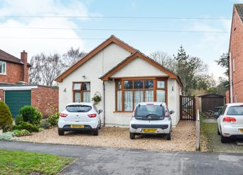 3 bed detached bungalow for sale in Warren Road, Hillmorton, Rugby CV22
