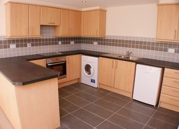 Thumbnail 2 bedroom flat to rent in Double Street, Spalding