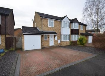 Thumbnail 3 bed semi-detached house to rent in Waveney Close, Bicester