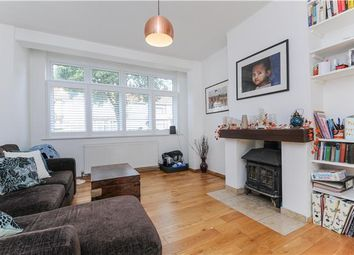Thumbnail 3 bed end terrace house for sale in Abercairn Road, London
