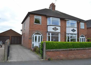 Thumbnail 3 bed semi-detached house for sale in Hawksworth Avenue, Leek