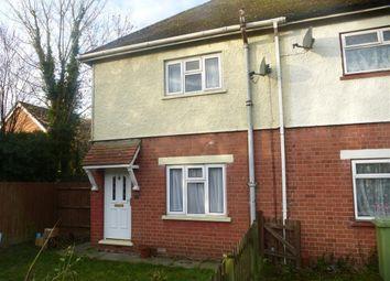 Thumbnail 2 bedroom flat to rent in Bradwell Road, Bradville, Milton Keynes