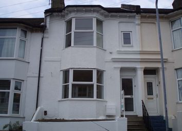 Thumbnail 4 bedroom terraced house to rent in Newmarket Road, Brighton