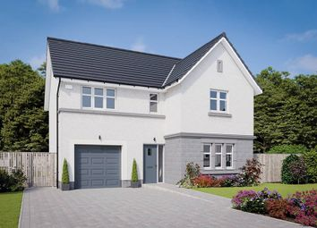 """Thumbnail 4 bed detached house for sale in """"The Barrie"""" at Balhalgardy Rise, Inverurie"""