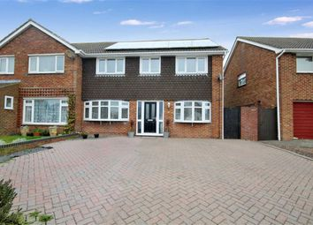 Thumbnail 4 bed semi-detached house for sale in Tealsbrook, Covingham, Wiltshire