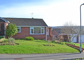 Thumbnail 2 bed semi-detached bungalow for sale in Woolbrook Rise, Sidmouth