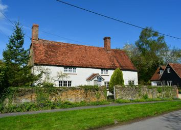 Thumbnail 4 bed detached house for sale in The Green, East Hanney, Wantage