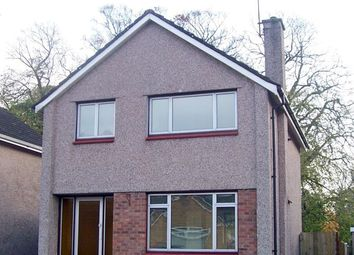 Thumbnail 3 bed detached house to rent in 37 Glencaple Avenue, Dumfries