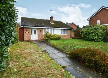 Thumbnail 2 bed bungalow for sale in Furlong Close, Alrewas, Burton-On-Trent
