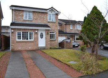 Thumbnail 3 bed detached house for sale in Magnolia Gardens, Newarthill