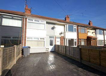 Thumbnail 3 bed terraced house for sale in Newhouse Road, Blackpool, Lancashire