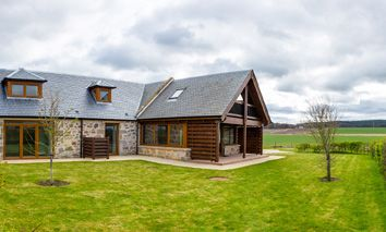 Thumbnail 3 bed semi-detached house for sale in Easter Kintrae Steading, Elgin
