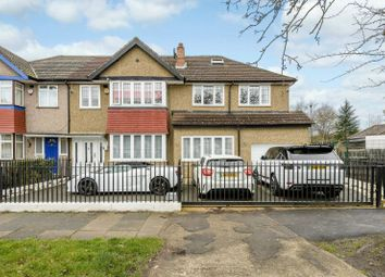 Thumbnail 6 bed semi-detached house for sale in Sylvia Avenue, Hatch End, Middlesex