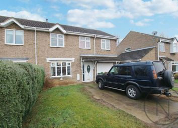 Thumbnail 4 bed semi-detached house for sale in The Post Horn, Newton Aycliffe