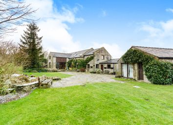 Thumbnail 4 bed barn conversion for sale in Middleton Lane, Stoney Middleton, Hope Valley