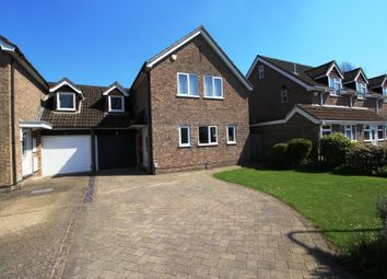 Thumbnail 4 bed link-detached house for sale in Barbara's Meadow, Tilehurst, Reading