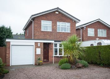 Thumbnail 3 bed detached house for sale in Stapleton Close, Minworth, Sutton Coldfield