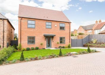 Thumbnail 4 bed detached house for sale in Plot 1, Valley View, Retford
