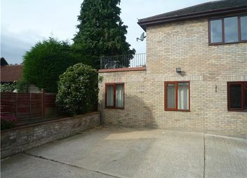 Thumbnail 2 bed flat to rent in Cambridge Street, Godmanchester, Huntingdon