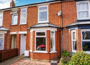 Thumbnail 3 bed terraced house for sale in Britannia Road, Ipswich