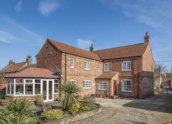 Thumbnail 5 bed detached house for sale in Dishforth, Thirsk