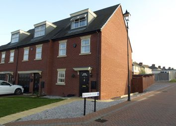 Thumbnail 3 bed town house for sale in Burntwood Road, Grimethorpe, Barnsley