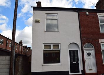 Thumbnail 2 bedroom end terrace house for sale in Russell Street, Davenport, Stockport, Cheshire