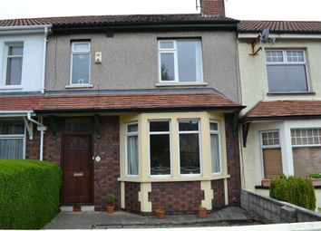 Thumbnail 3 bedroom terraced house to rent in Muller Road Horfiled, Horfield, Bristol