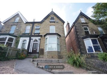 Thumbnail 2 bed flat to rent in Crookesmoor, Sheffield
