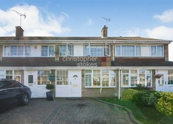 Thumbnail 3 bed terraced house for sale in Perrysfield Road, Cheshunt, Hertfordshire
