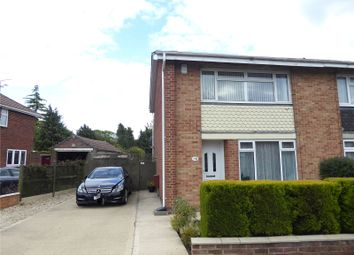 Thumbnail 3 bedroom end terrace house for sale in Ridgeway Road, Swindon, Wiltshire