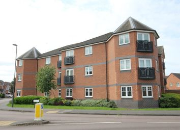 Thumbnail 2 bedroom flat to rent in Thames Way, Hilton, Derby
