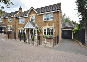 Thumbnail 4 bed detached house for sale in Acle Close, Ilford