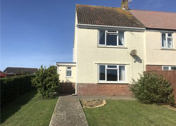 Thumbnail 2 bedroom end terrace house to rent in Peas Hill, Shipton Gorge, Bridport, Dorset