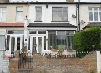 Thumbnail 3 bed terraced house for sale in Blithdale Road, London