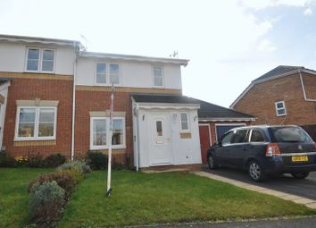 Thumbnail 3 bed semi-detached house to rent in Mareshall Avenue, Warfield, Bracknell