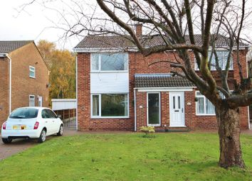 Thumbnail 3 bed property for sale in Croftway, Selby