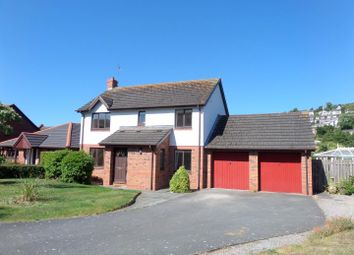Thumbnail 4 bed detached house for sale in Plas Penrhyn, Penrhyn Bay, Llandudno