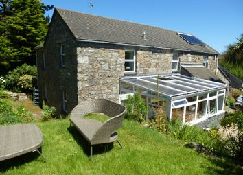 Thumbnail 3 bed detached house for sale in Paul, Penzance