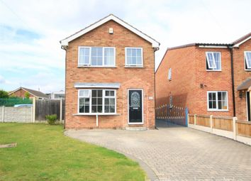 Thumbnail 3 bed detached house for sale in Staunton Road, Cantley, Doncaster