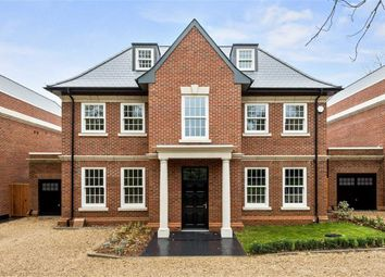 Thumbnail 6 bed detached house for sale in Milespit Hill, Mill Hill, London