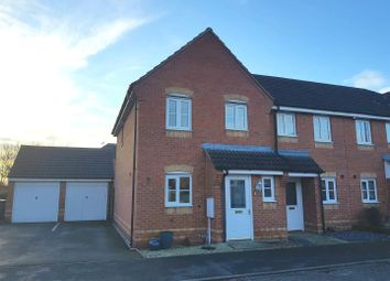 Thumbnail 3 bed semi-detached house for sale in Eden Close, Hilton, Derby