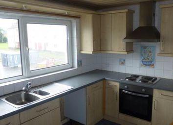 Thumbnail 2 bed flat to rent in Battismains, Lanark