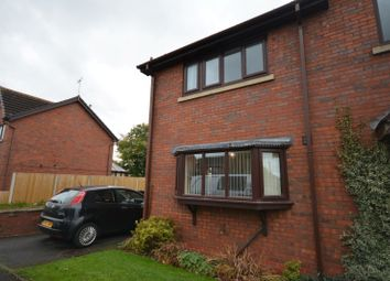 Thumbnail 2 bed semi-detached house to rent in Manor Road North, Nantwich