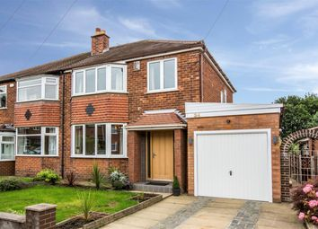 Thumbnail 3 bed semi-detached house for sale in Stetchworth Drive, Boothstown, Worsley
