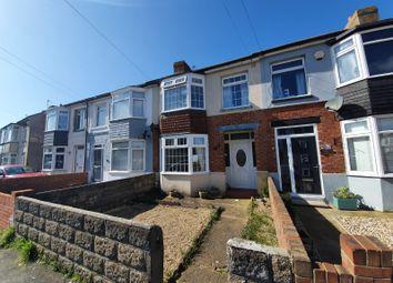 3 bed terraced house for sale in Grange Crescent, Gosport PO12