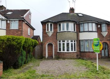 Thumbnail 3 bed semi-detached house for sale in Garretts Green Lane, Birmingham